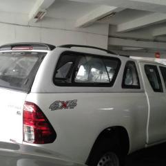 S-560 CANOPY S-560 EXTRA CABIN TOYOTA HILUX REVO